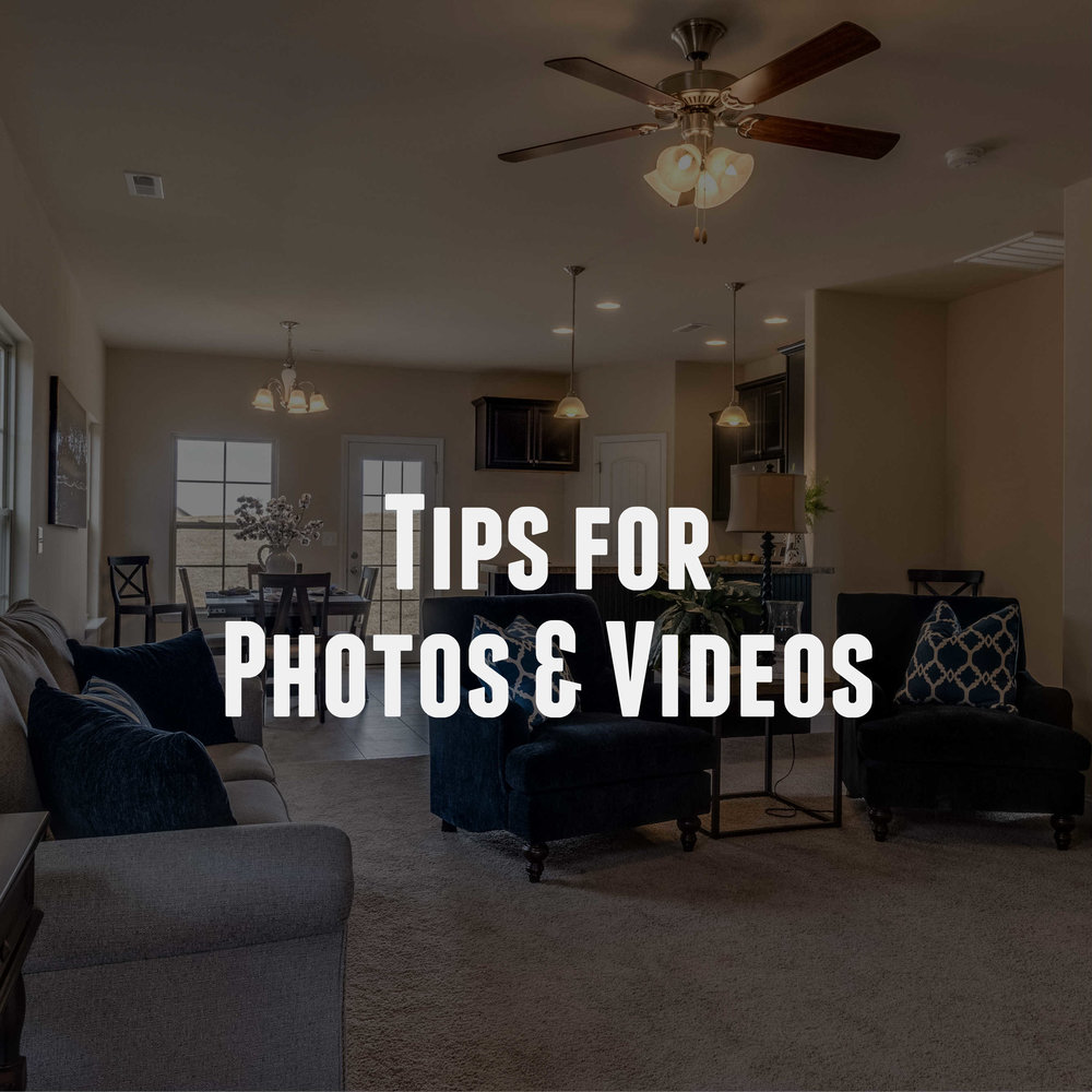 Tips for Taking Pictures