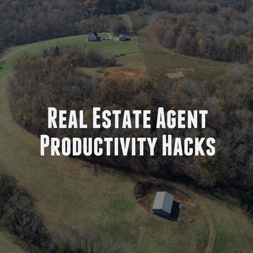 Real Estate Agent Productivity Hacks.jpg