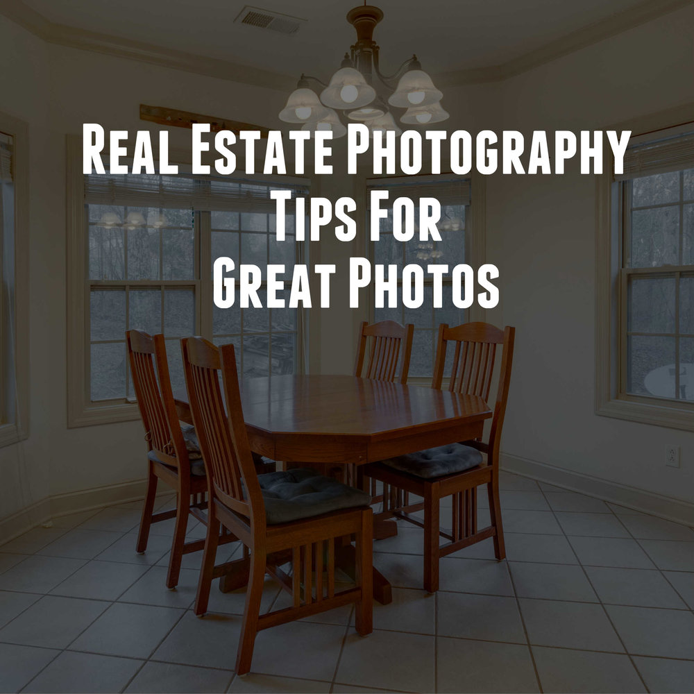 Real Estate Photography Tips For Great Photos
