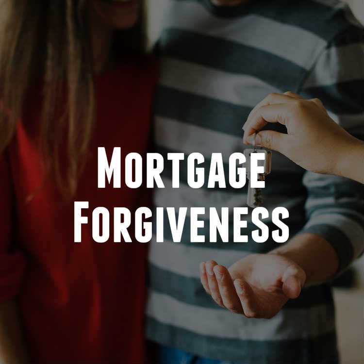 Mortgage Forgiveness