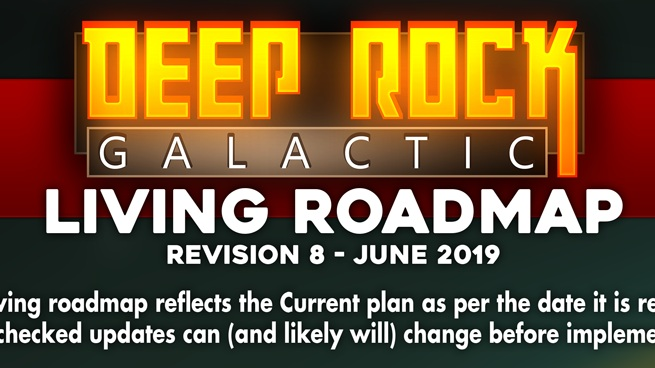 News, Updates, and Reveals — Deep Rock Galactic