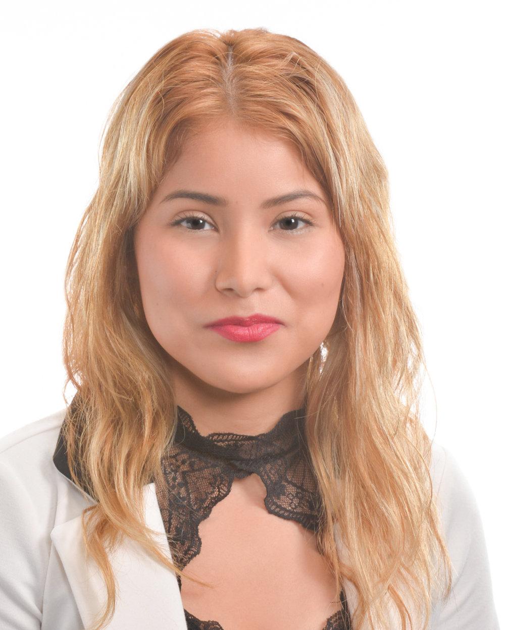 Adriana Munoz Martinez Receptionist