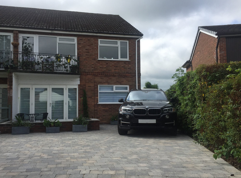 Private access from a quiet road, just minutes' stroll from the excitement of Alderley Edge's main strip.