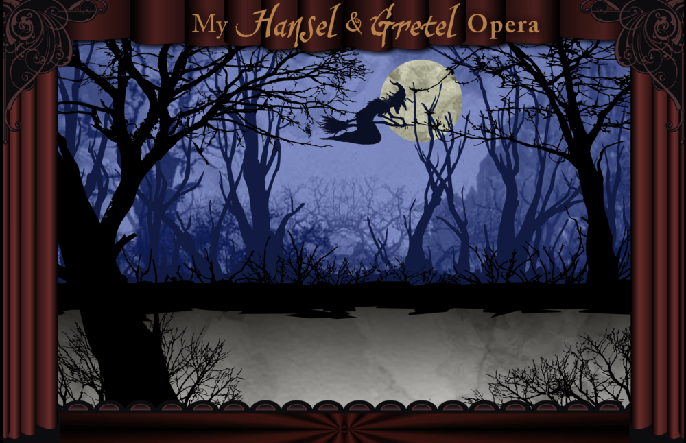 Hansel and Gretel Opera Screenshot