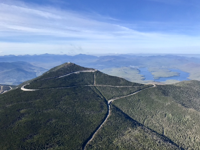 Whiteface Tour - $159 Per PassengerFlight Length: 25 Minutes (approx)Includes Free Headset RentalThe ultimate lift ticket: Begin by following the Ridge Rider tour route to the north of Saranac Lake, checking out pristine lakes and wilderness tracts along the way to Whiteface Mountain. On this tour, passengers get an up close and personal view of the summit observation station housed in a stone castle, along with the rugged alpine peak above the tree line. Wave to the hikers on the summit before dropping into ski runs towards the base lodge, then follow the Veteran's Memorial Highway and head back to the airport.
