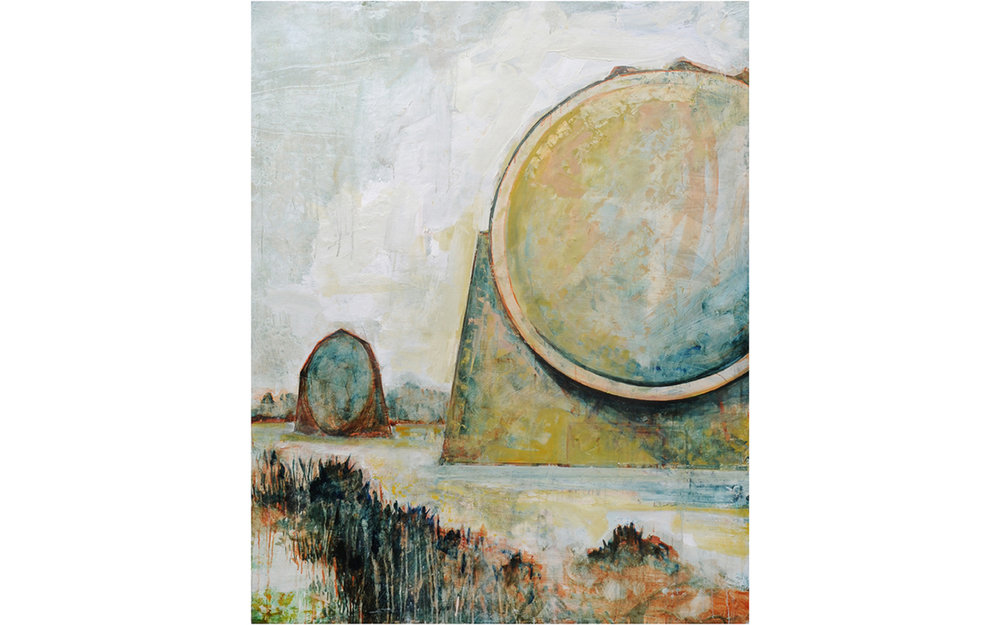 A Sketch for the Sound Mirrors