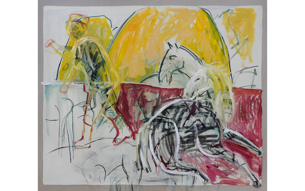 horses (after Larionov)