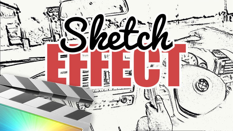 My First FCP X Effect Plugin - Sketch / Drawing Effect — Christopher