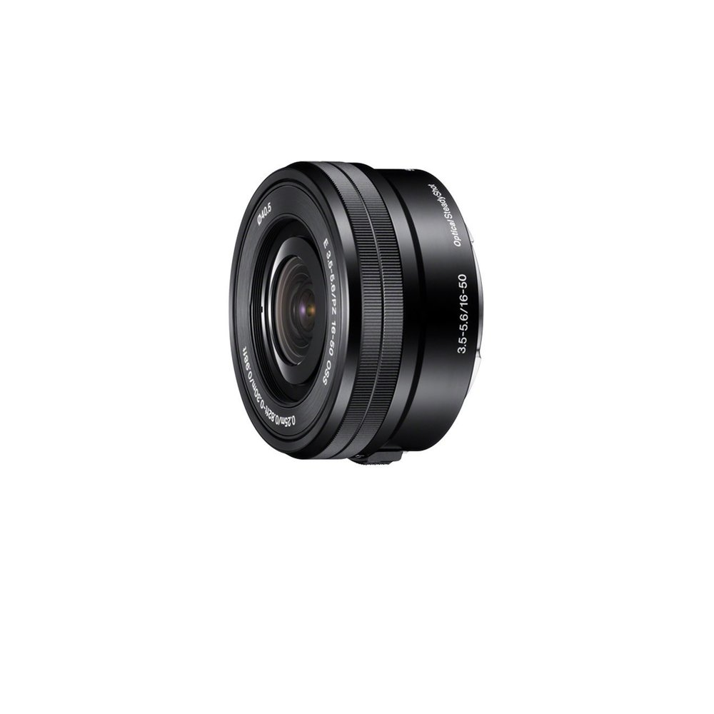 Sony 16-50mm F3.5-5.6 Zoom Lens