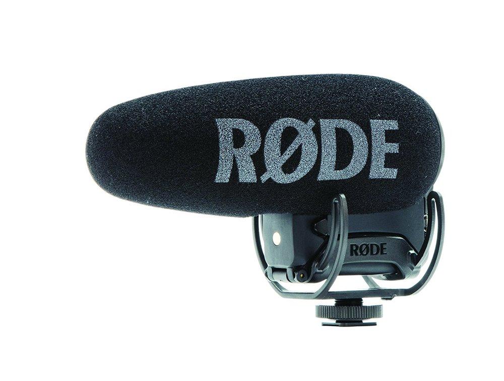 RØDE VideoMic Pro+ Microphone