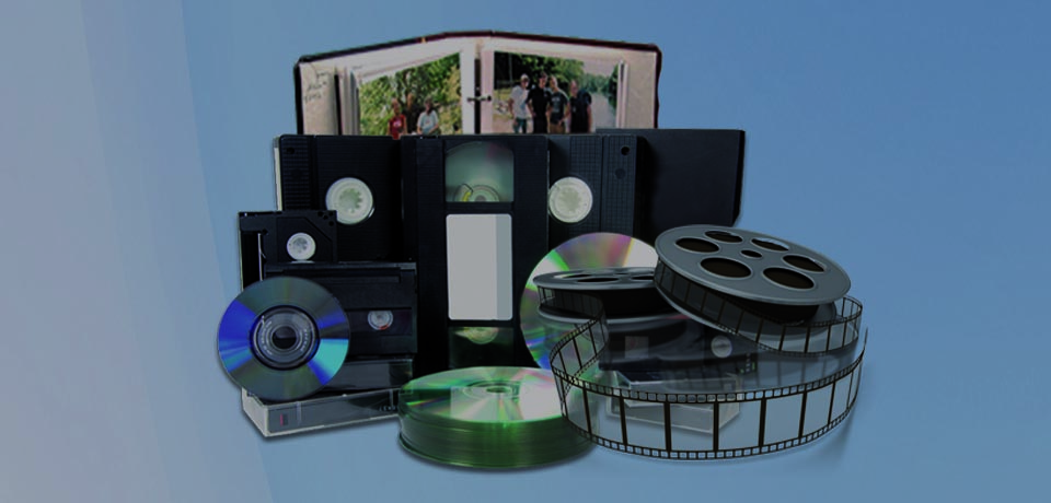 - Transfer Home Movies and video