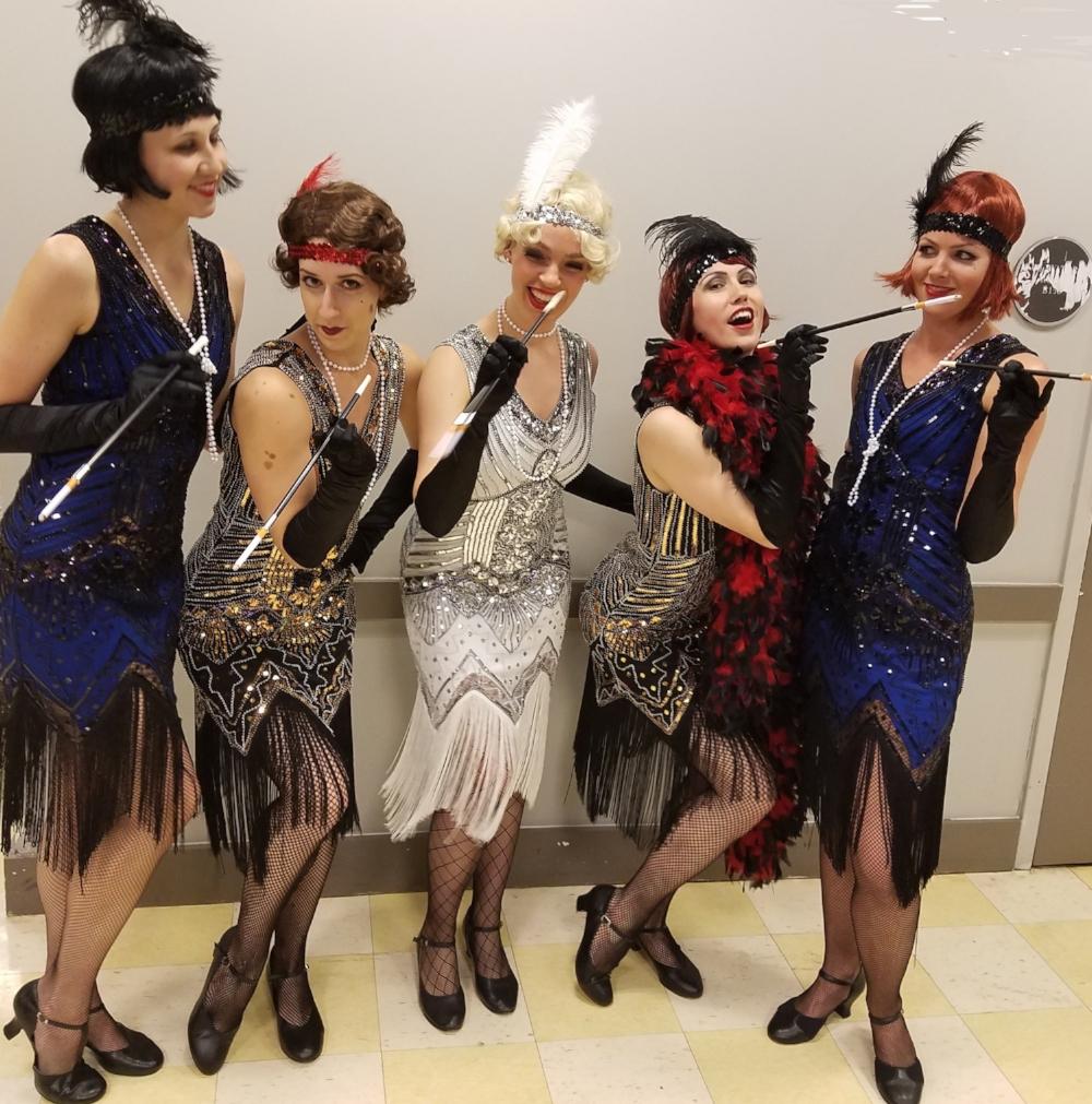 Flapper Dancers