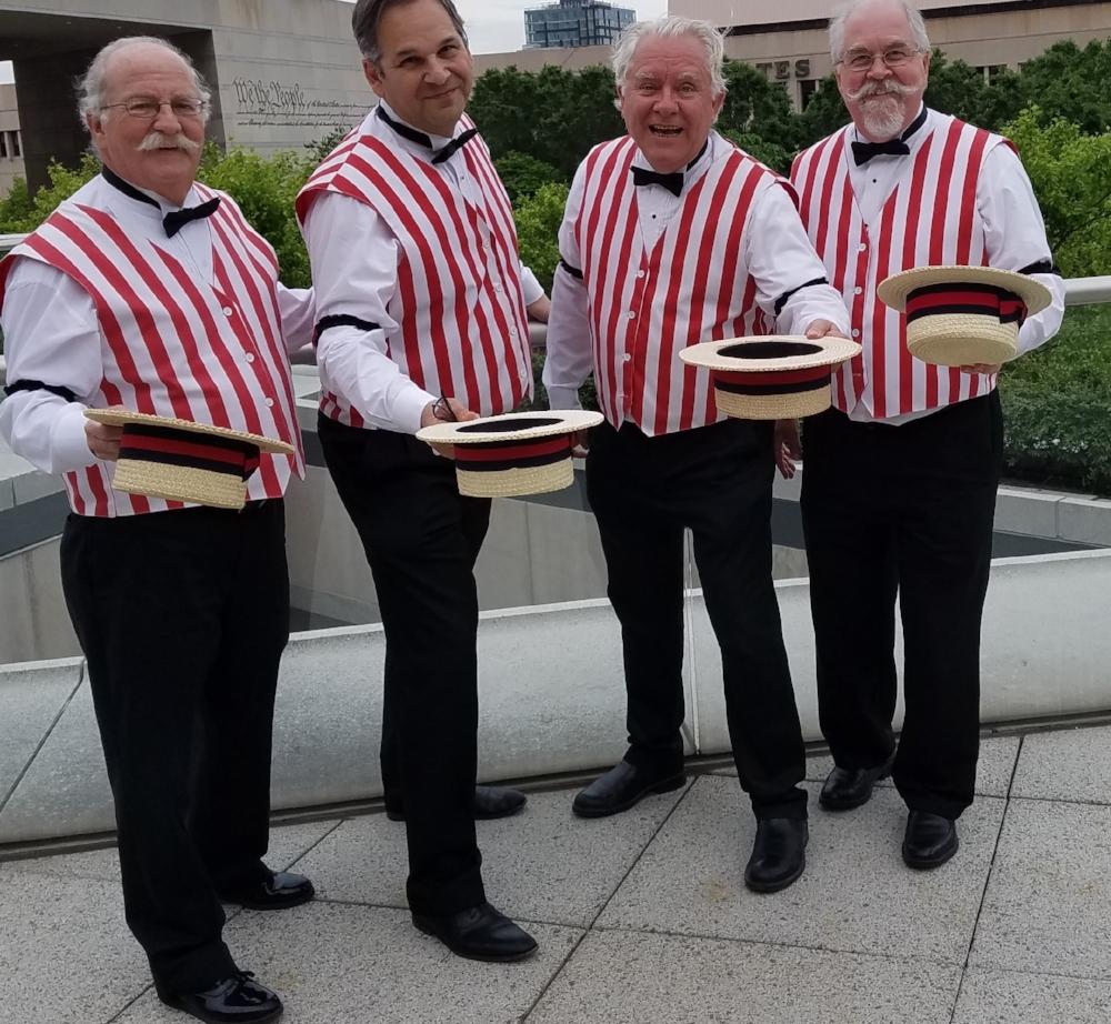 Babershop Quartet
