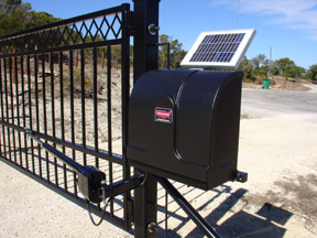 Solar And Electric Gate Operators Service And Installation Canyon