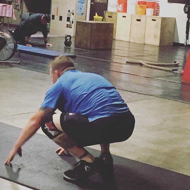 #breakfastclub  #wallballs #fatjumprope #yelm #crossfityelm #masterathletes #hollowrocks #fitness #gym  #sumodeadlifthighpulls