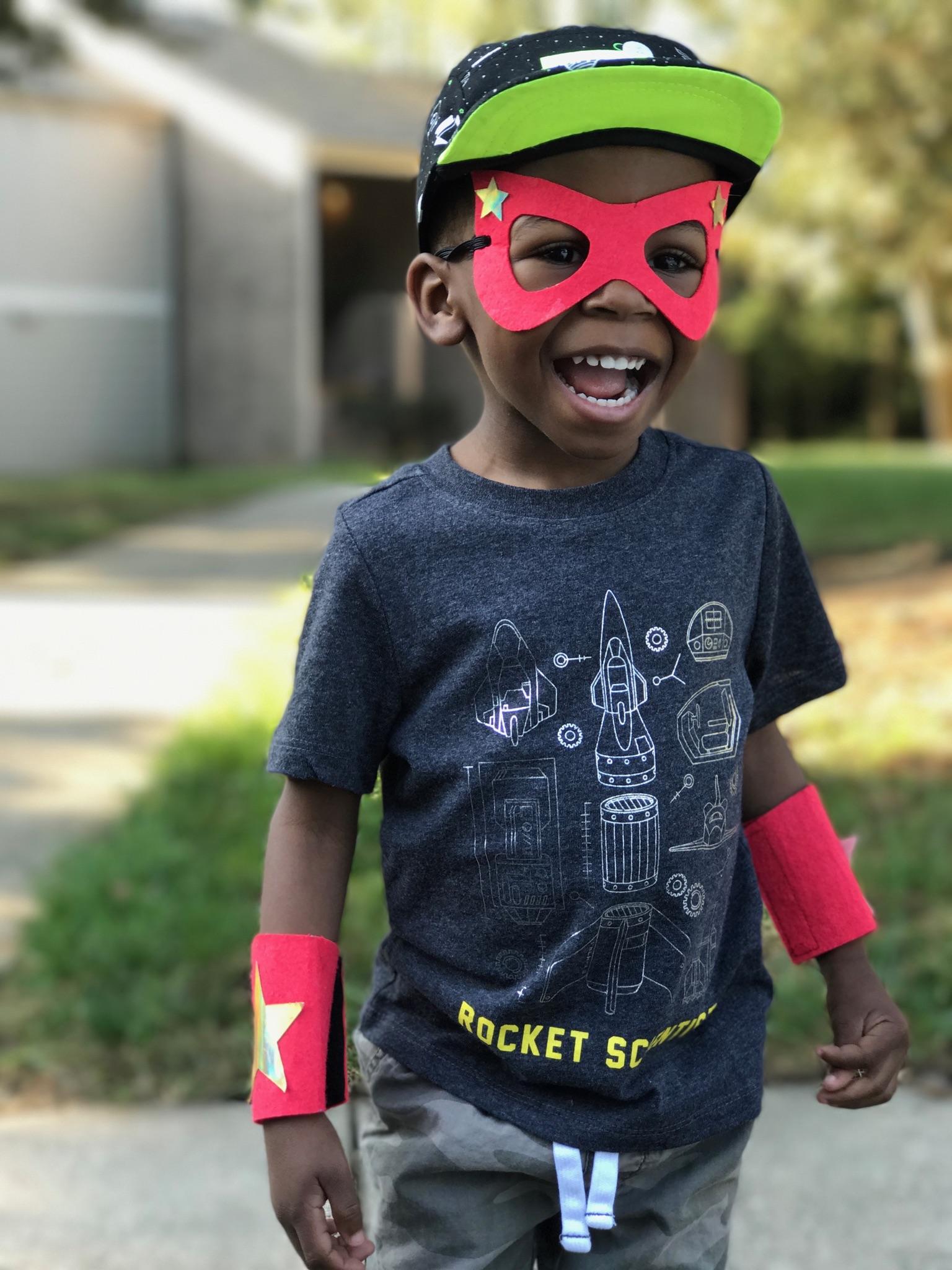 Happy 3rd Birthday To Our Superhero Son Elijah