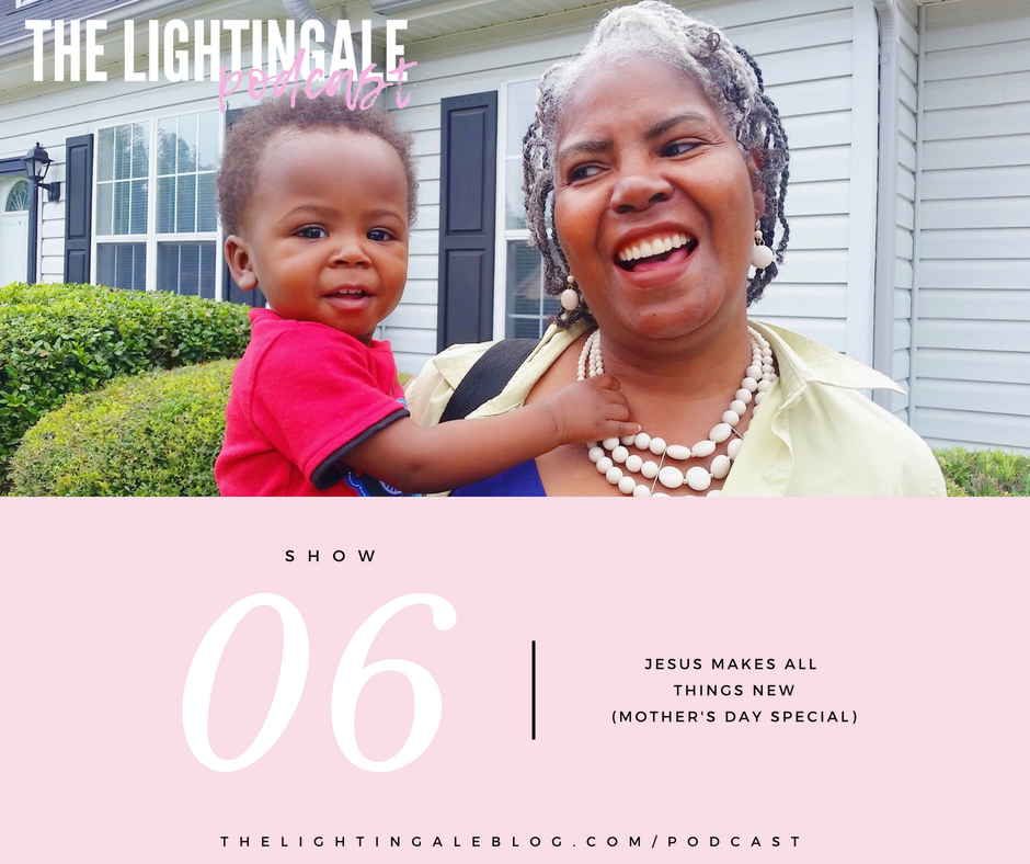My mother and her grandson, Elijah (2014)