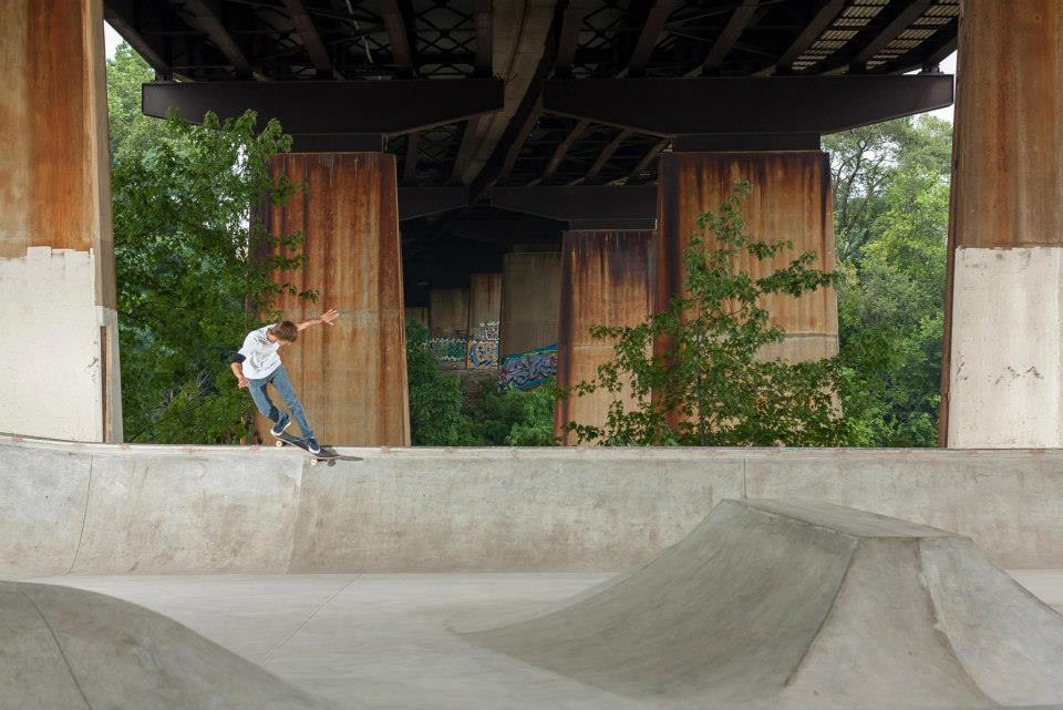 Grays Ferry skatepark - Philadelphia,PA