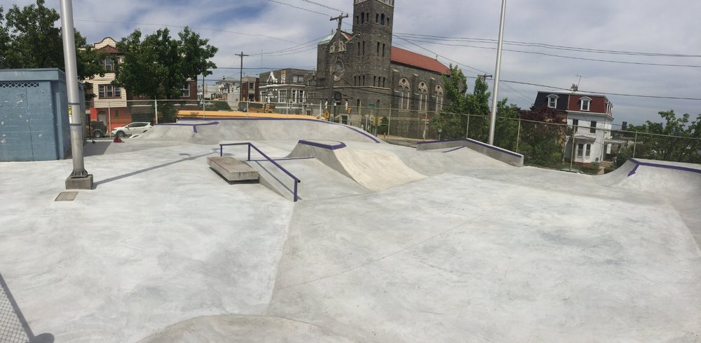 Granahan Skatepark - Philadelphia, PA