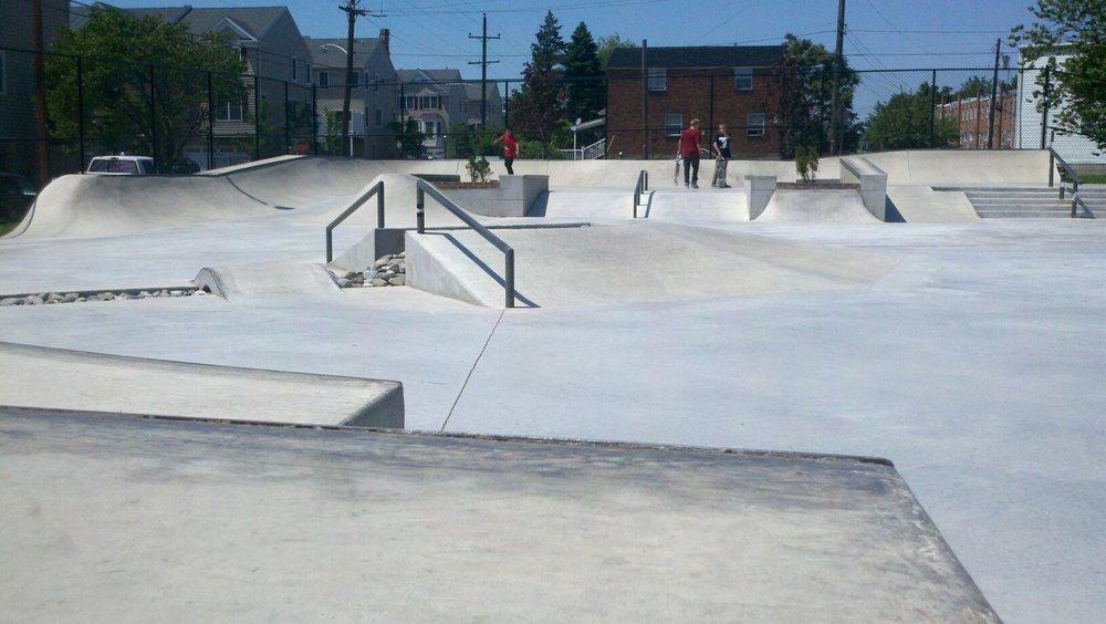 Ambler Skatepark - Ambler, PA