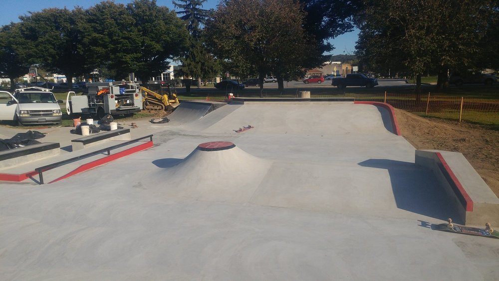 DOwningtown SkateparkPhase 2 - Downingtown, PA