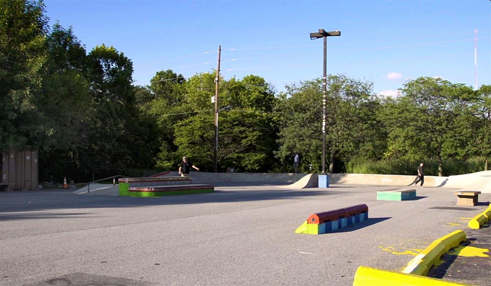 7th Street Skate Spot - Wilmington, Delaware