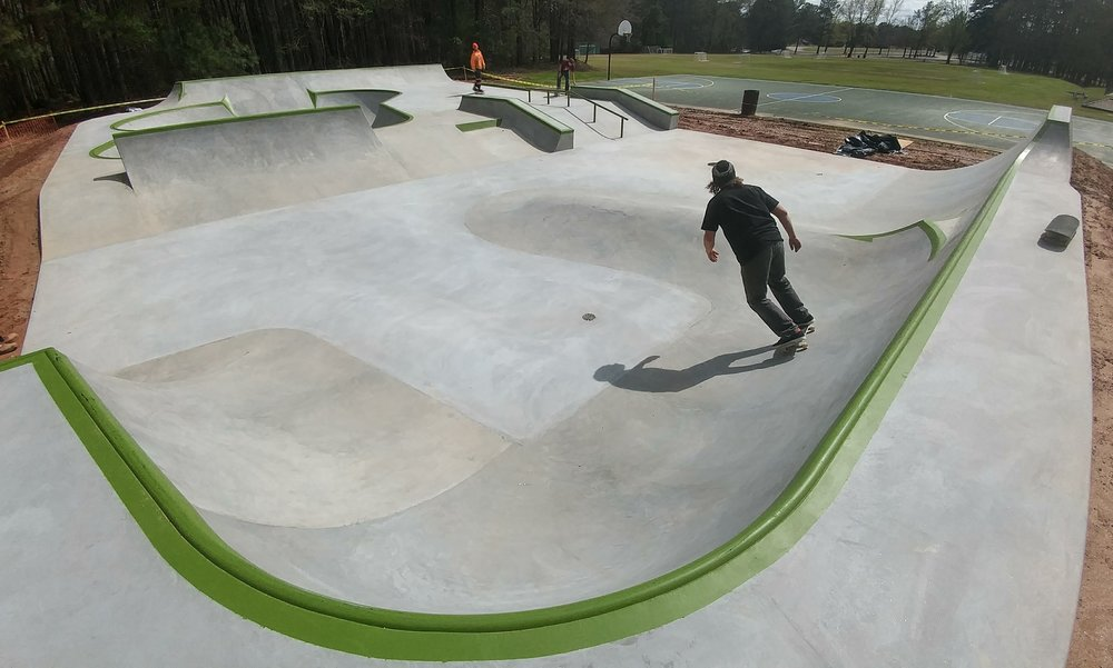 Peachtree City, Skatepark - Peachtree City, GA