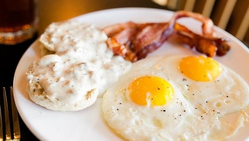 Brunch - Try our famous weekend brunch Saturday & Sunday from 10 AM - 2 PM.