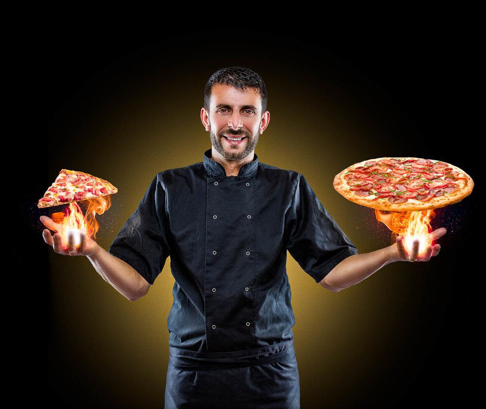 Stern Pizzaservice