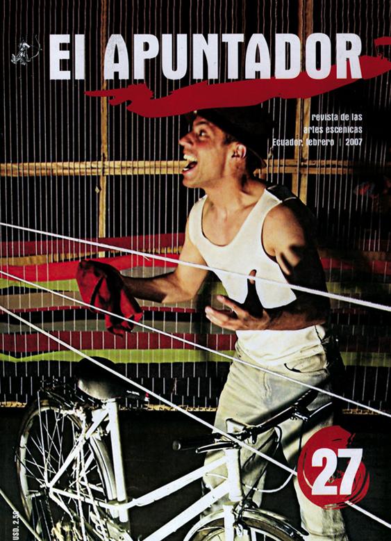 - En febrero del 2007, apareció la Primera Revista El Apuntador, con el número 27, edición impresa que circuló hasta diciembre de 2011
