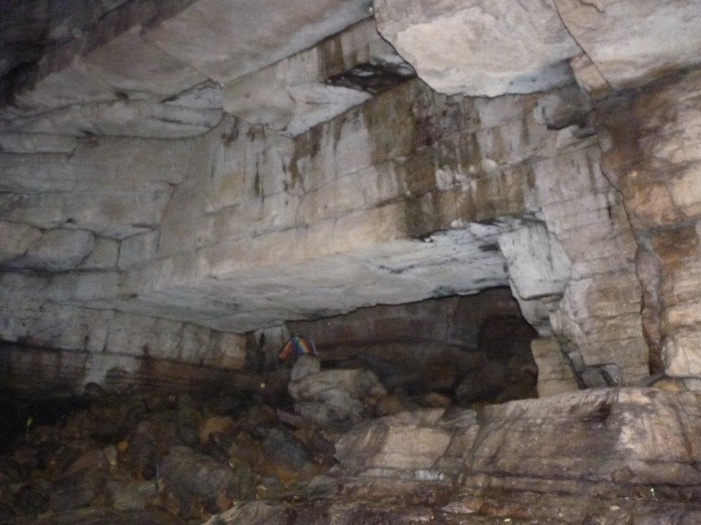 La Cueva de los Tayos.  Foto Internert