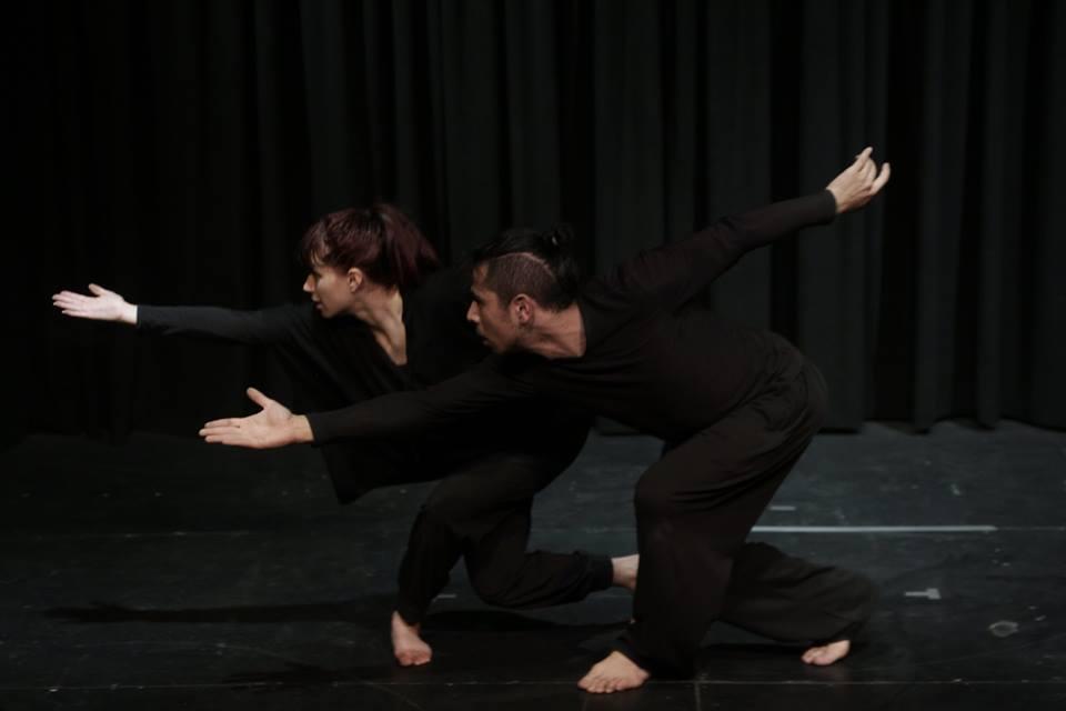 Clara Francisca y Jonathan González