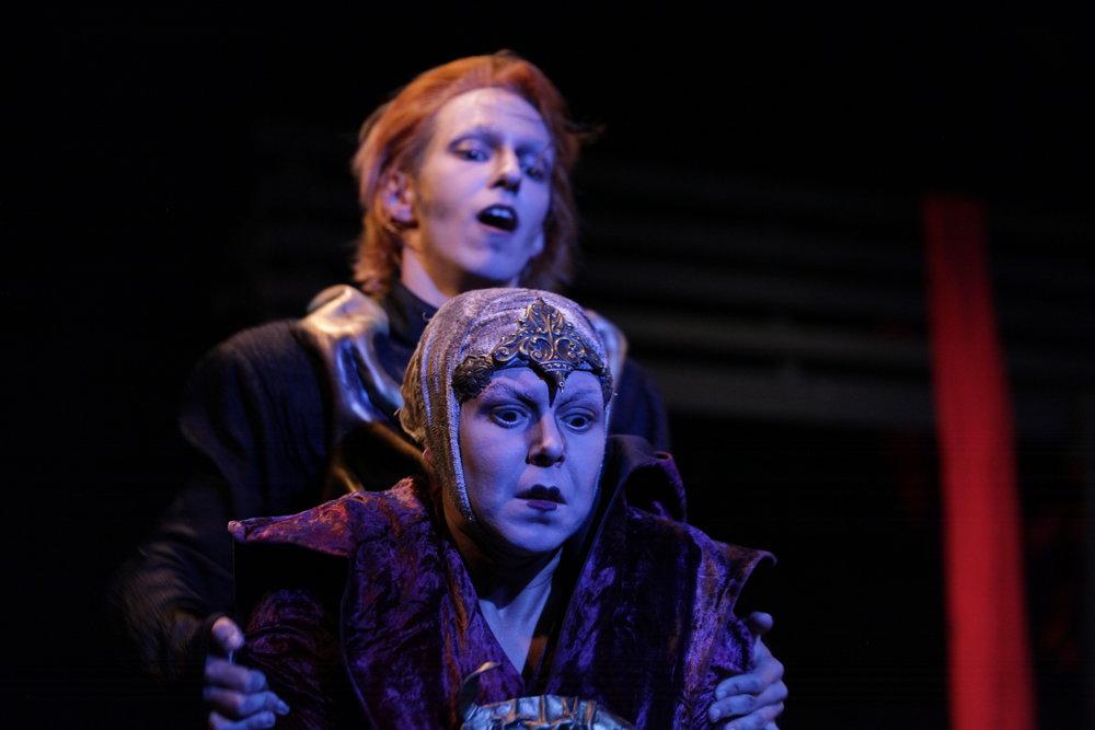 Dead Hamlet. Foto S.E.D. El Apuntador