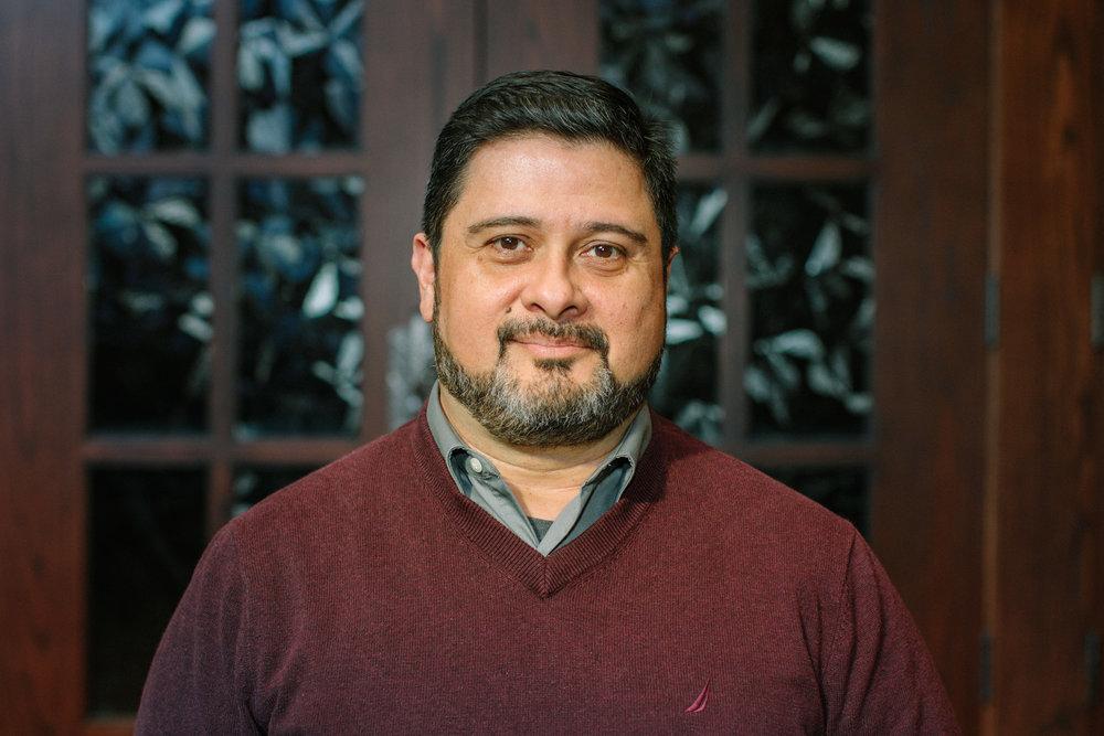 Carlos Mestayer - Hispanic Ministry Missionary