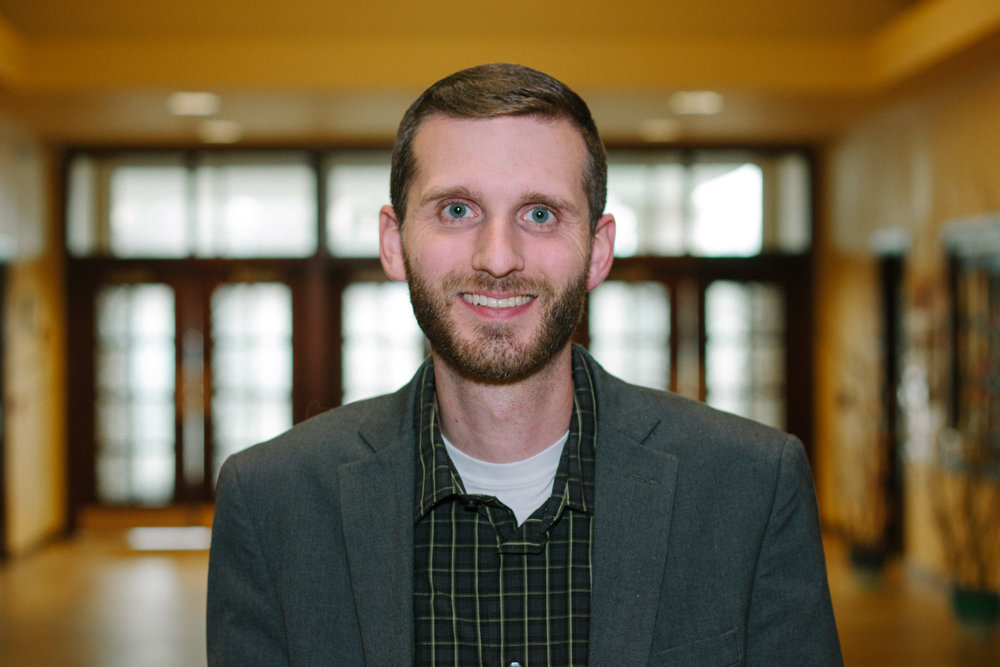Mark Anderson - Associate Pastor