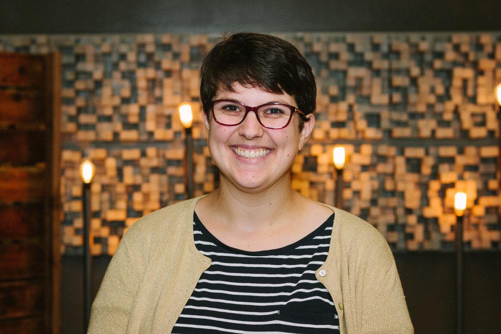 Allie Parkhurst - Student Ministry Director