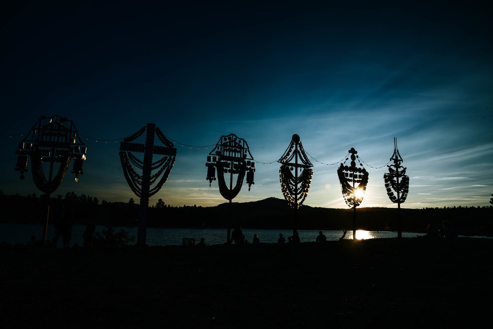 Oregon Eclipse Art