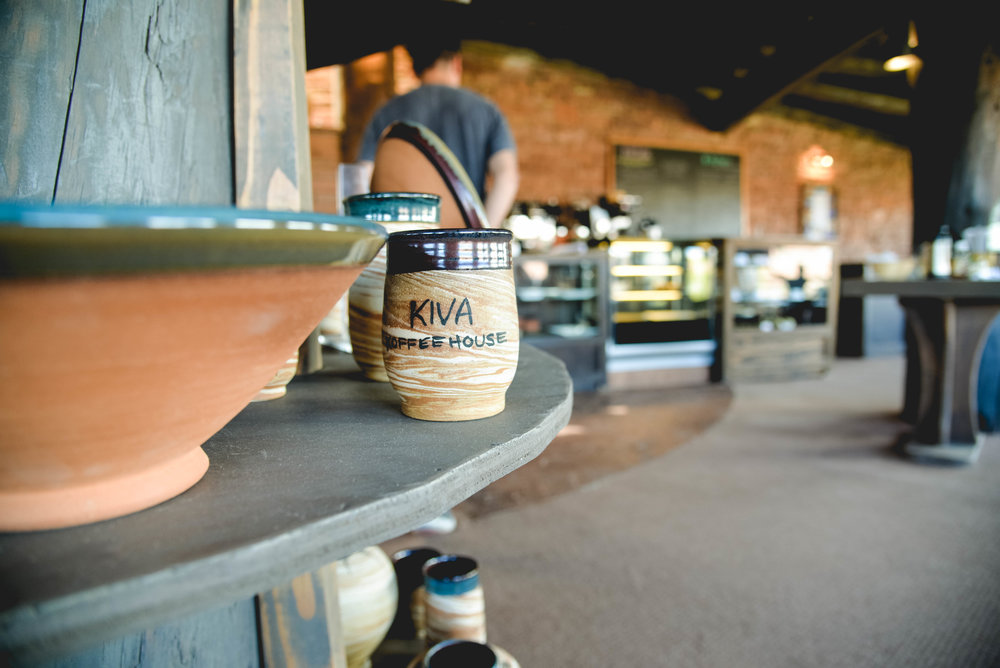 Kiva Coffee House Escalante Utah