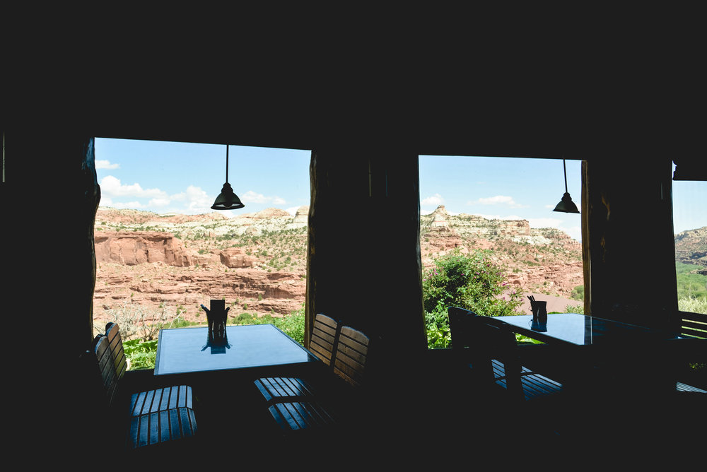 Kiva Coffee House, Escalante, UT