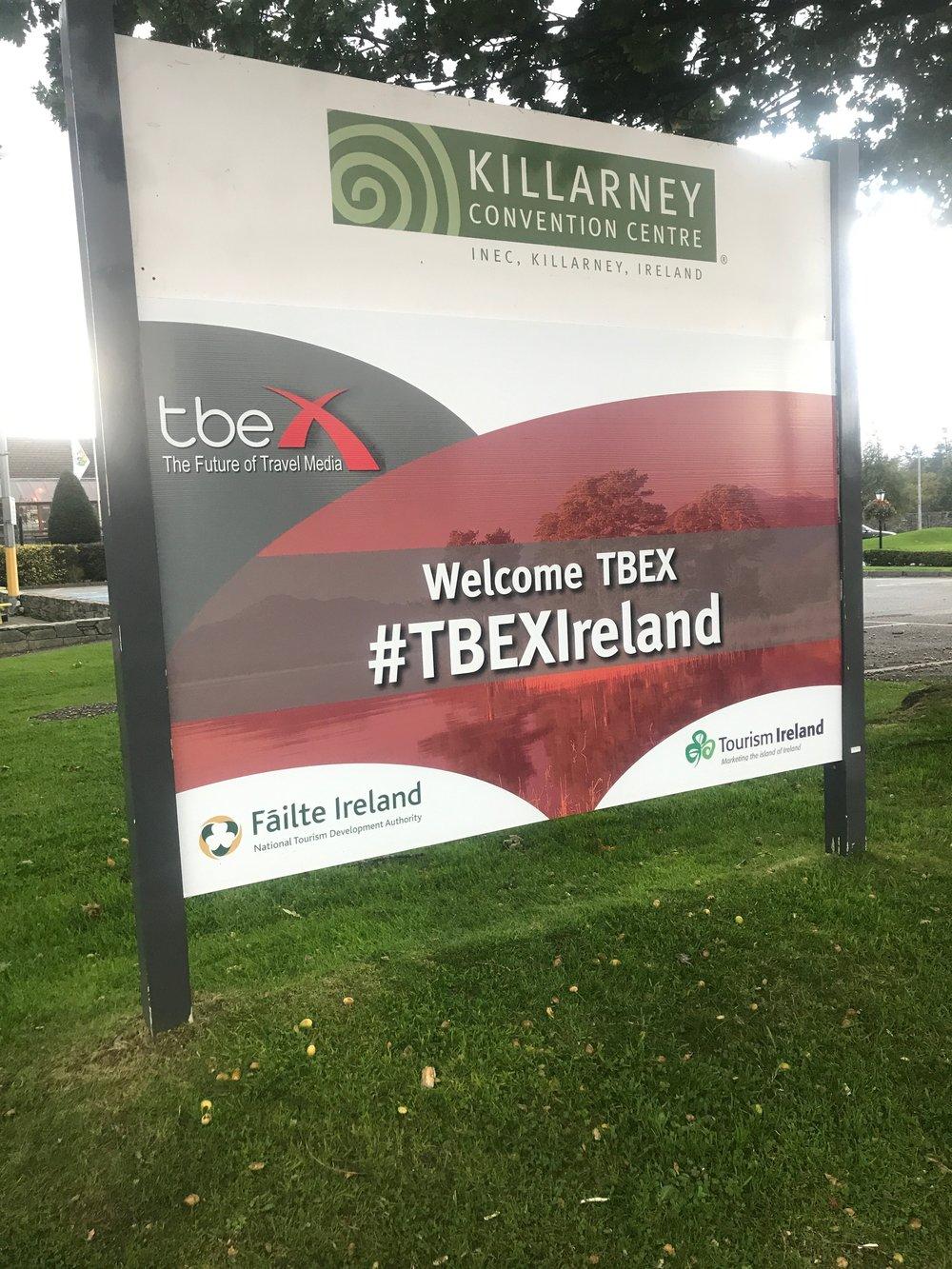 TBEX Ireland