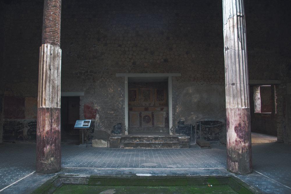 Villa San Marco - Castellammare di Stabia