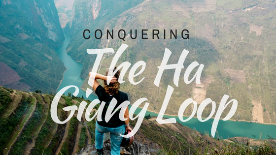 All about The Ha Giang Loop: a motorbike tour through North Vietnam