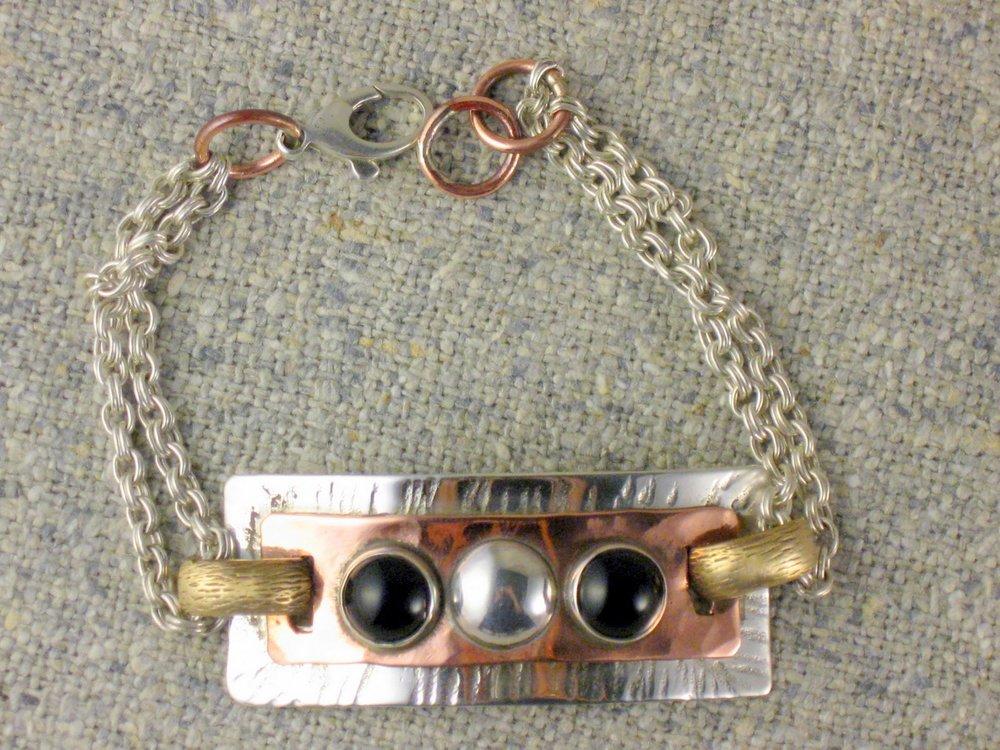 mixt bar bracelet