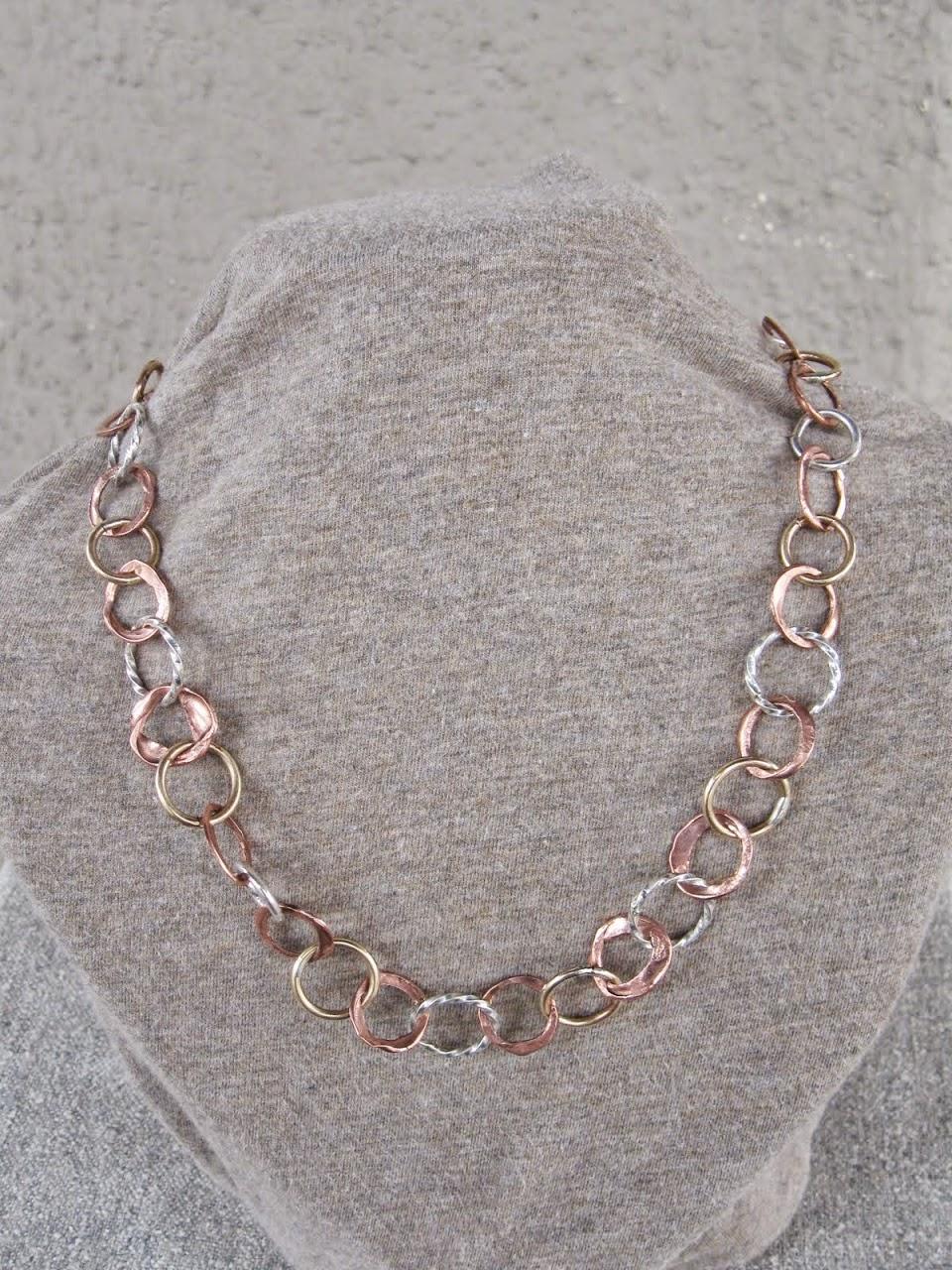 trimetal chain