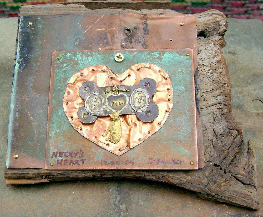 necky's heart