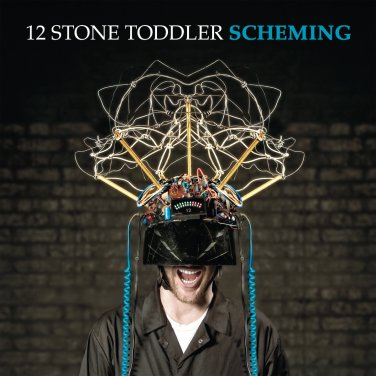 12 Stone Toddler - Scheming