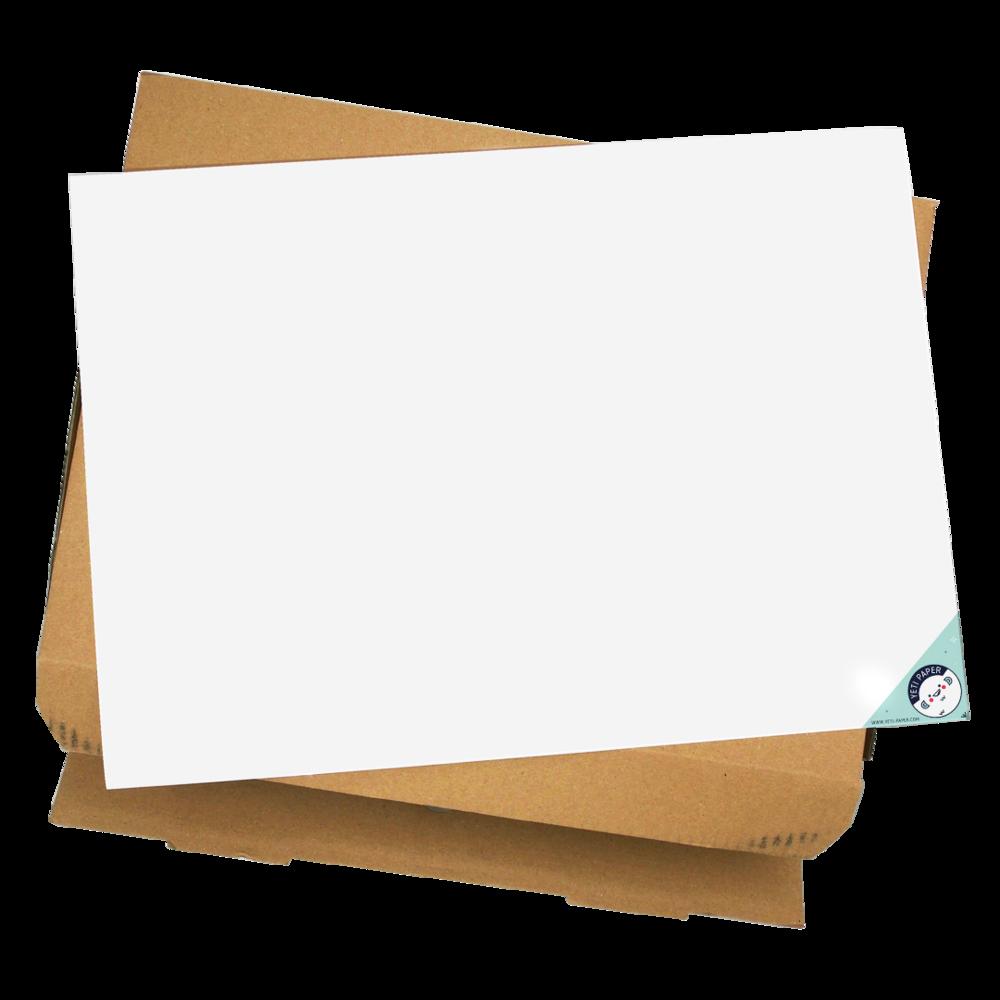 Yeti Paper, le tableau blanc souple et repositionable. - ECRIVEZ ET EFFACEZ A L'INFINICOLLEZ ET DÉCOLLEZ A L'INFINI- pas de bulle d'aire- pas de colle- pas de résidu