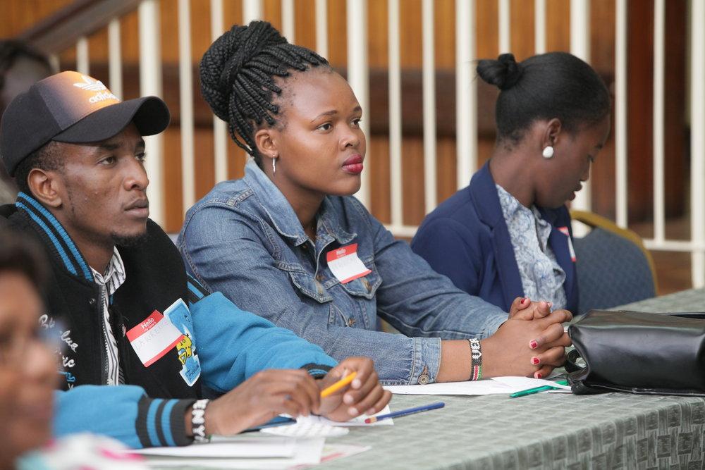 myPlanKenya dissemination discussion in Nairobi
