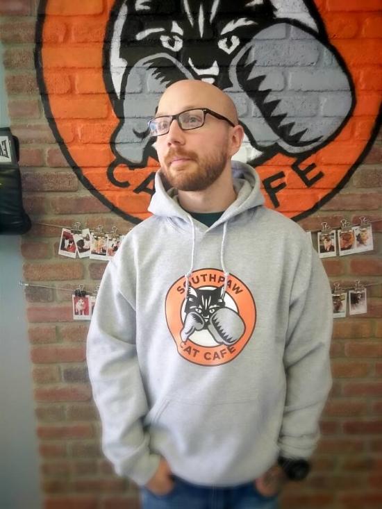 Scott, Owner-operator, Professional Cat Wrangler
