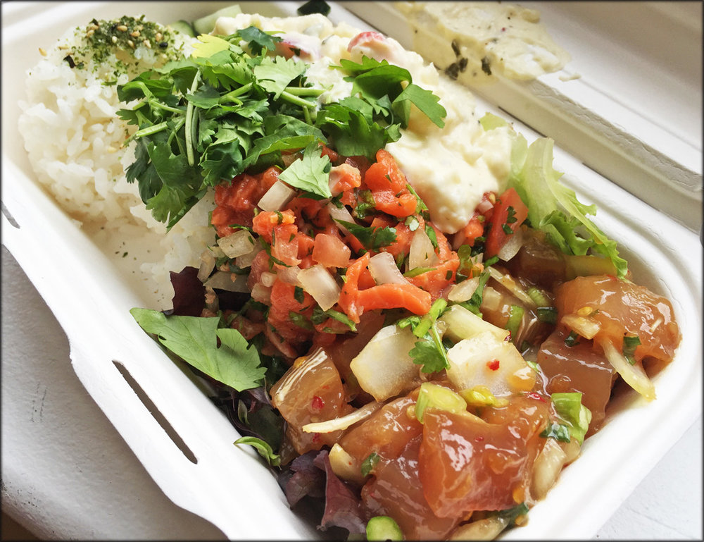 The Poke Guy - 420 Richards St, Vancouver, BC V6B 2Z4